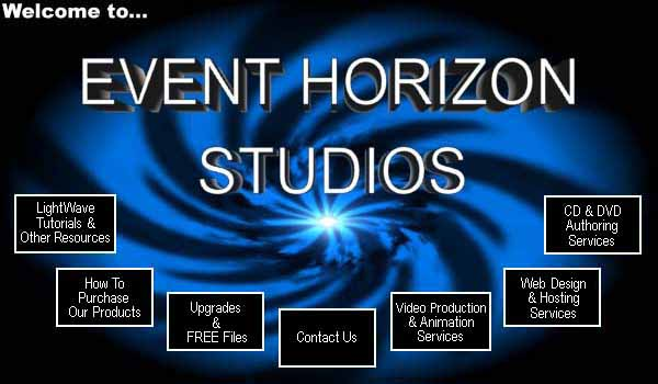 Welcome to...  Event Horizon Studios